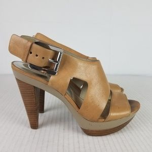Michael Kors Shoes - Michael Kors Size 8 High Platform Heels